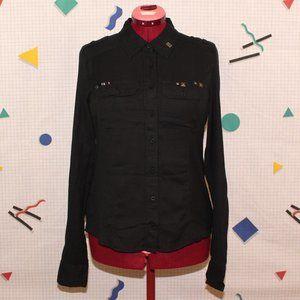 Vexy black shirt